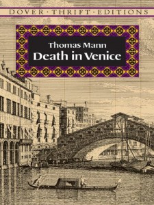 Discussing in September: Death in Venice by Thomas Mann
