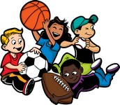 free sports clipart images - HD1161×1011